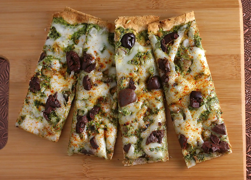 lavash and mozarella lavash flat bread pizza l jpg lavash flatbread ...