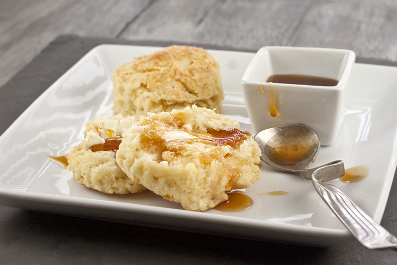 Fluffy Buttermilk Biscuits