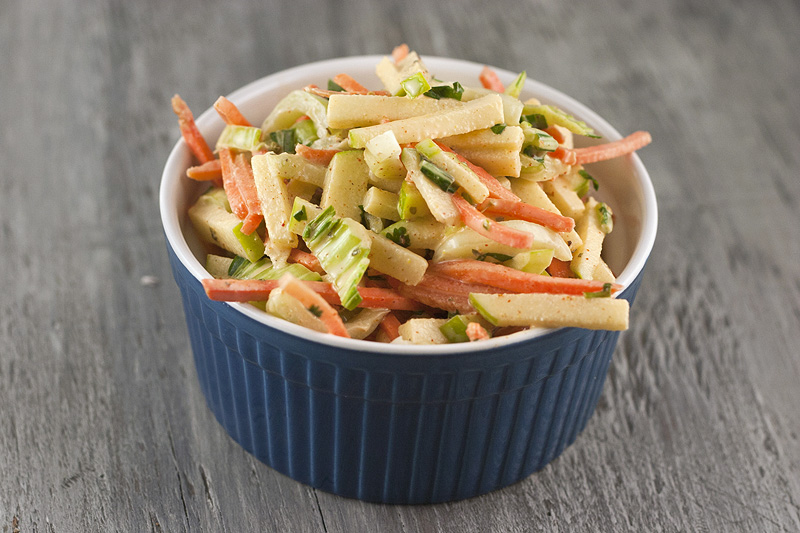 Sweet 'n' Spicy Slaw